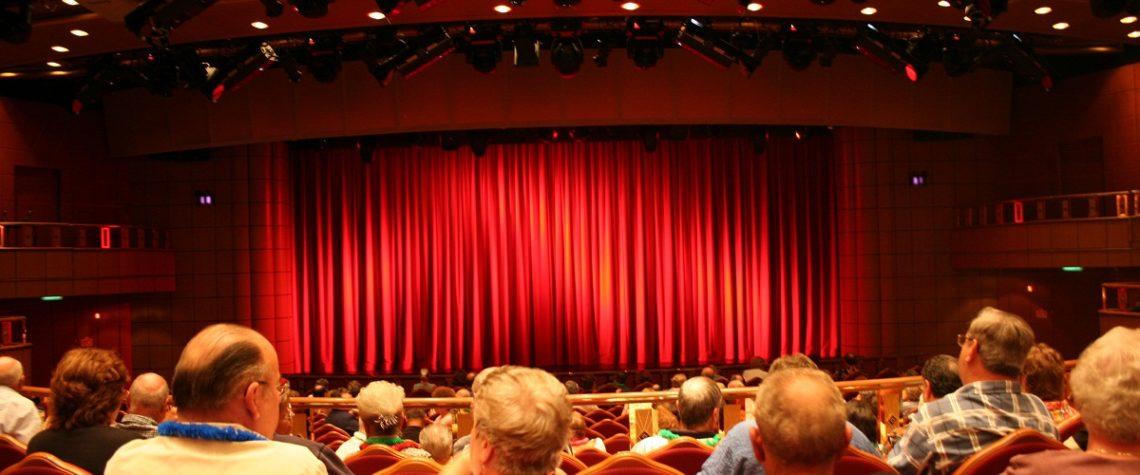 Teatr | fot. Kimberlee Kessler Design