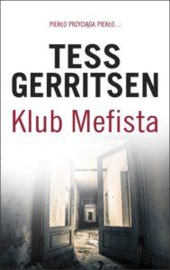 """Klub Mefista"" Tess Gerritsen (Albatros)"