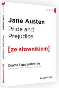"""""""Pride and Prejudice"""" Jane Austen (Zesłownikiem)"""