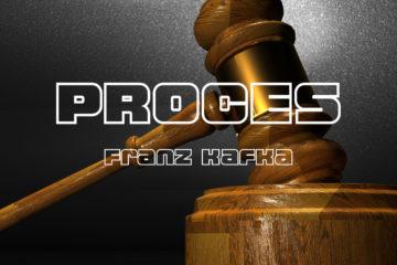"""Proces"" Franz Kafka | JennyDawid.pl"