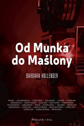 """""""OdMunka doMaślony"""" Barbara Hollender (Prószyński iS-ka)"""